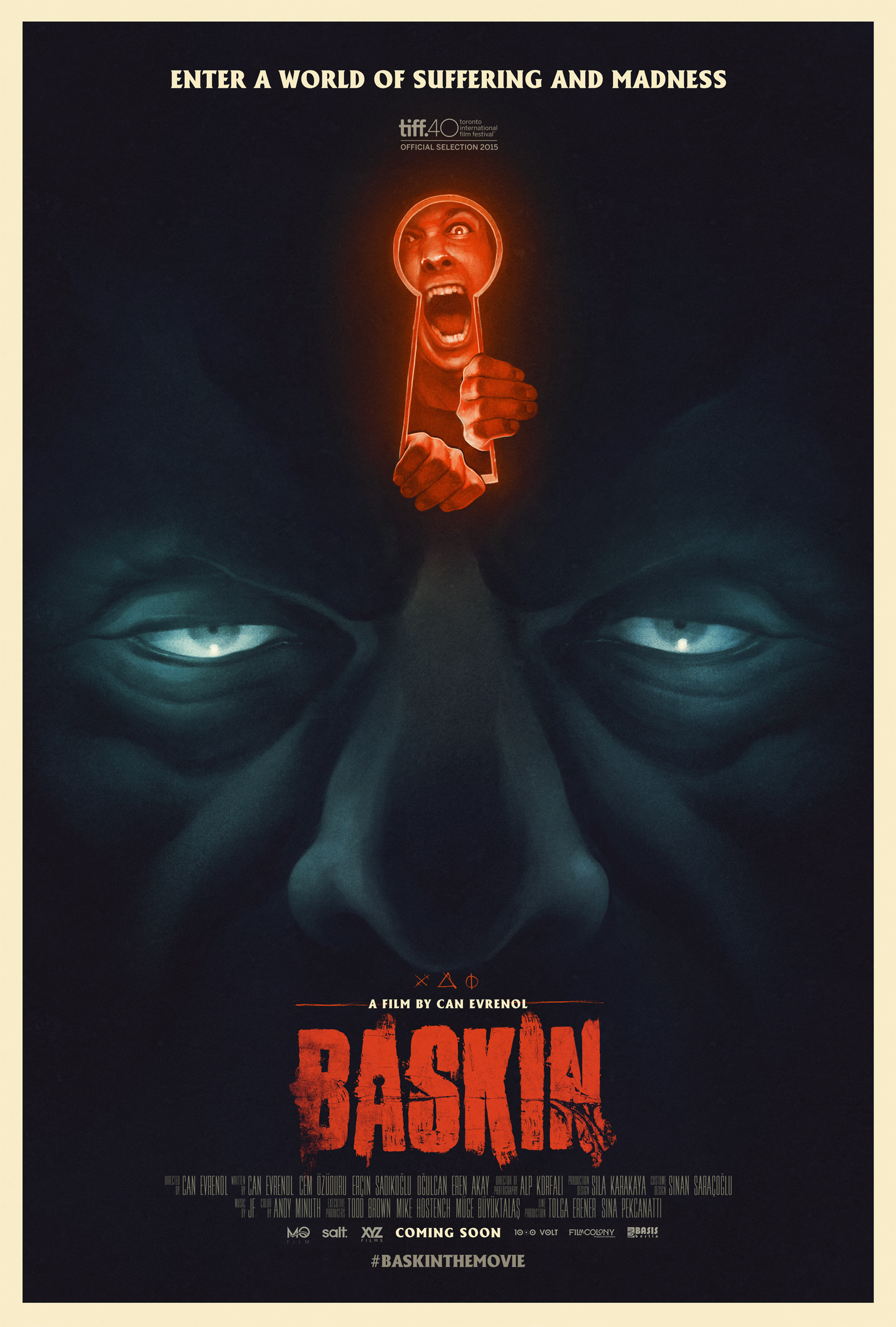 New Poster and Trailer for Turkish Horror Baskin - THE ...