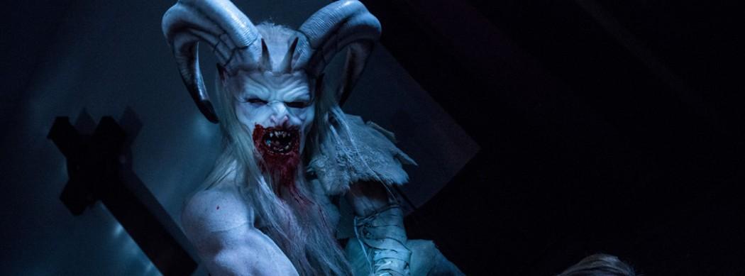 a christmas horror story film review the horror entertainment magazine