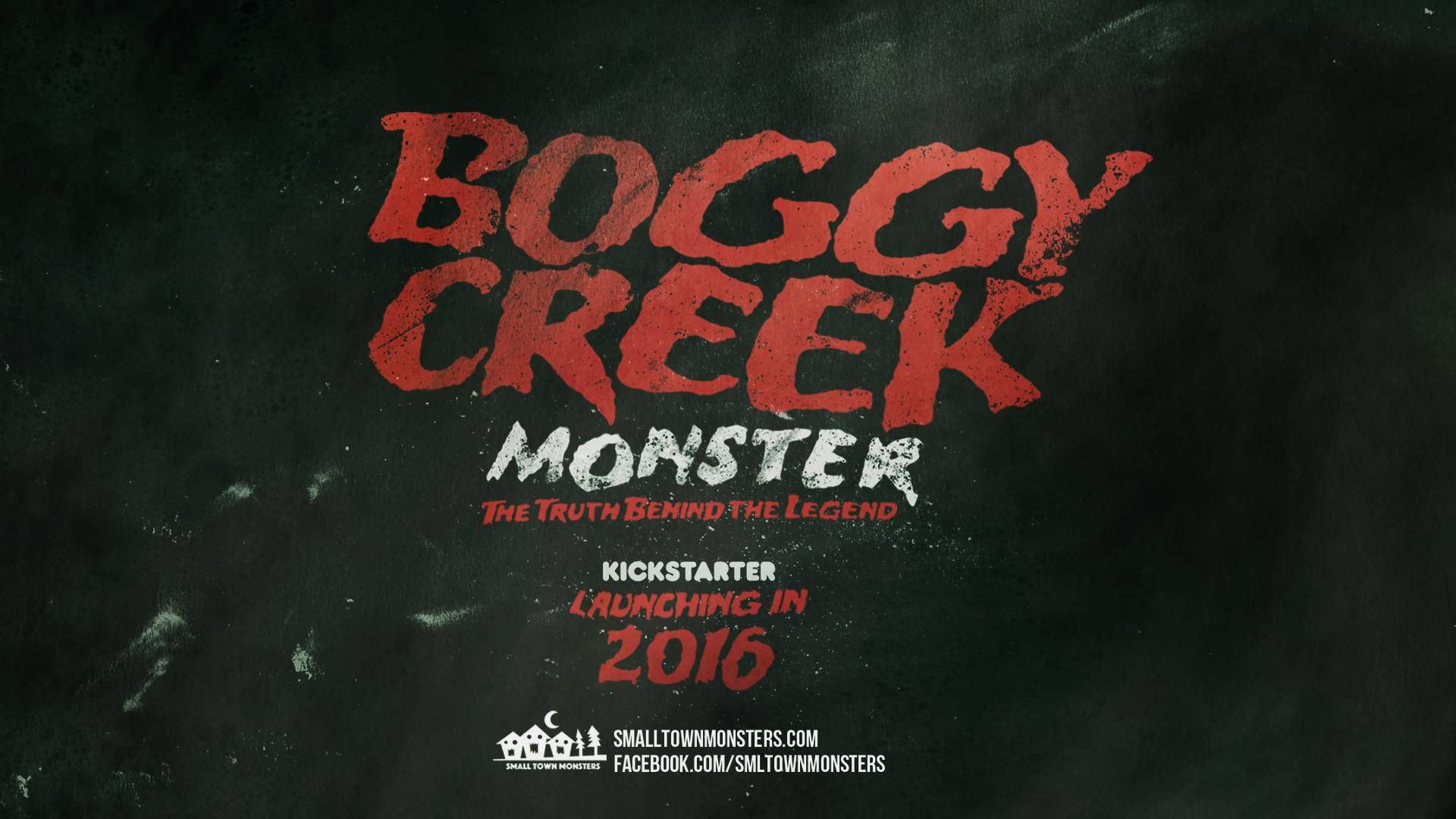 Boggy Creek Monster Chronicles a Rural Legend - THE HORROR ... The Legend Is True Boggy Creek