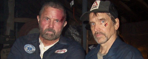 bill moseley and kane hodder head into the woods for wild game
