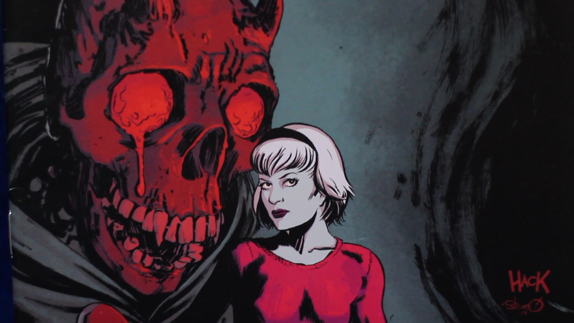 The Chilling Adventures Of Sabrina 5 Comic Review The