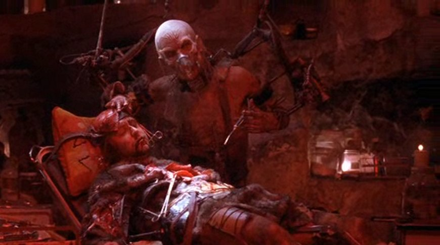rob zombie laments lost house of 1000 corpses footage