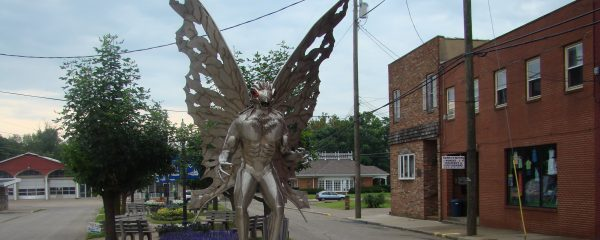 The Mothman of Point Pleasant1