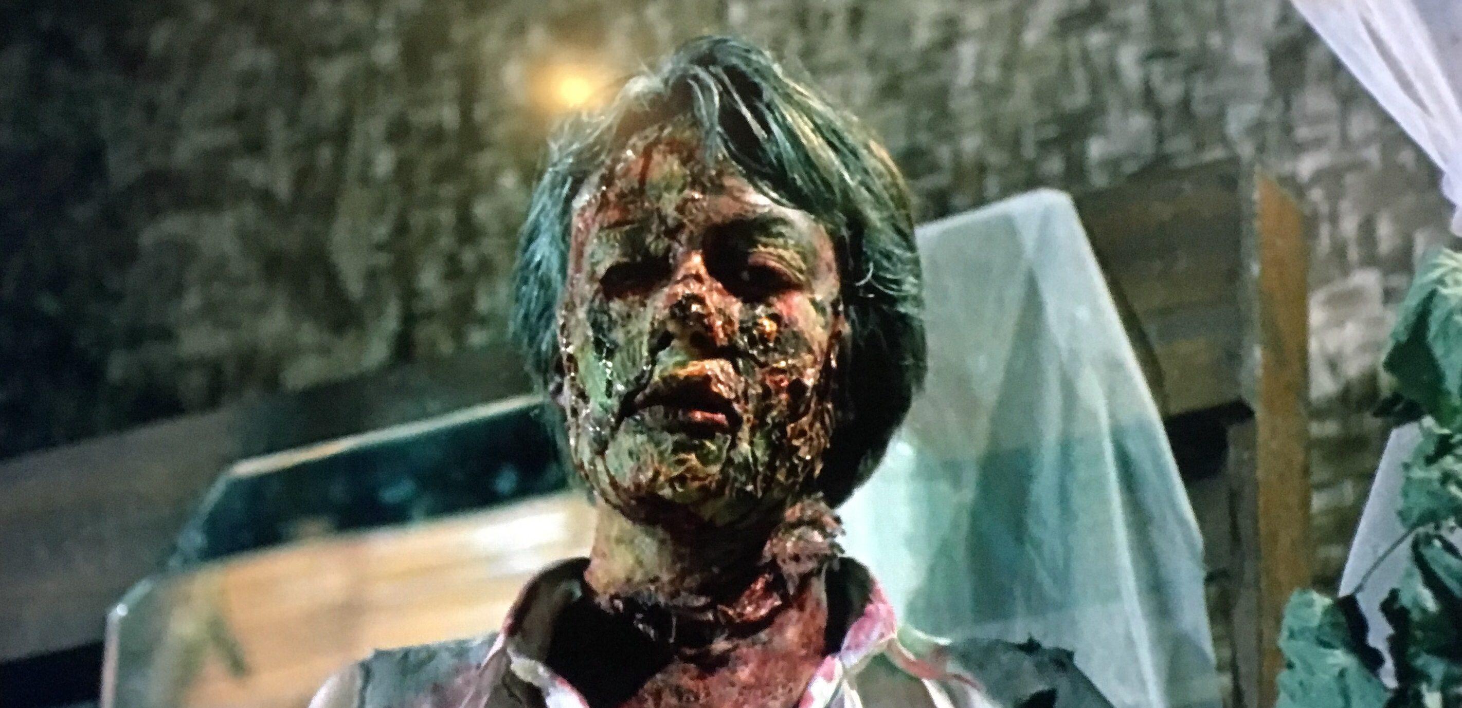 Zombi 3 Film Review The Horror Entertainment Magazine