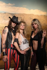 New Stills for Glam Metal Horror Comedy Dead Ant - THE