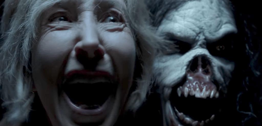 Unlock First Insidious The Last Key Trailer THE HORRORInsidious Ghost Family