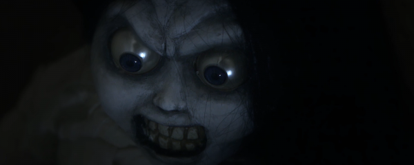 Break the Curse of The Witch's Doll in February - THE HORROR
