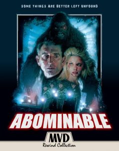 Bigfoot Flick Abominable Coming to Blu-ray with New FX - THE HORROR