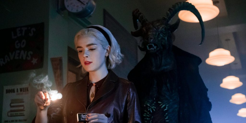CHILLING ADVENTURES OF SABRINA S3 TRAILER SUMMONED - THE ...