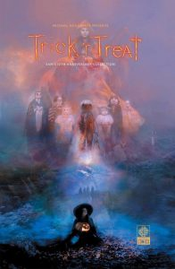 TRICK 'R TREAT GRAPHIC NOVEL COLLECTION RELEASED - THE